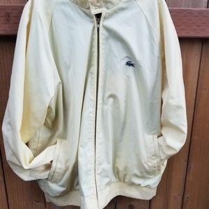 Izod lacoste jacket